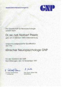1997-11-15-Zertifikat-Klinischer-Neuropsychologe_0001