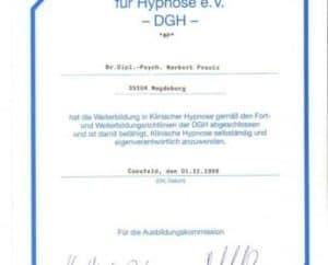 1999-12-01-Hypnose-Zertifikat-Deutsche-Gesellschaft-für-Hypnose-DGH_0001-495x400