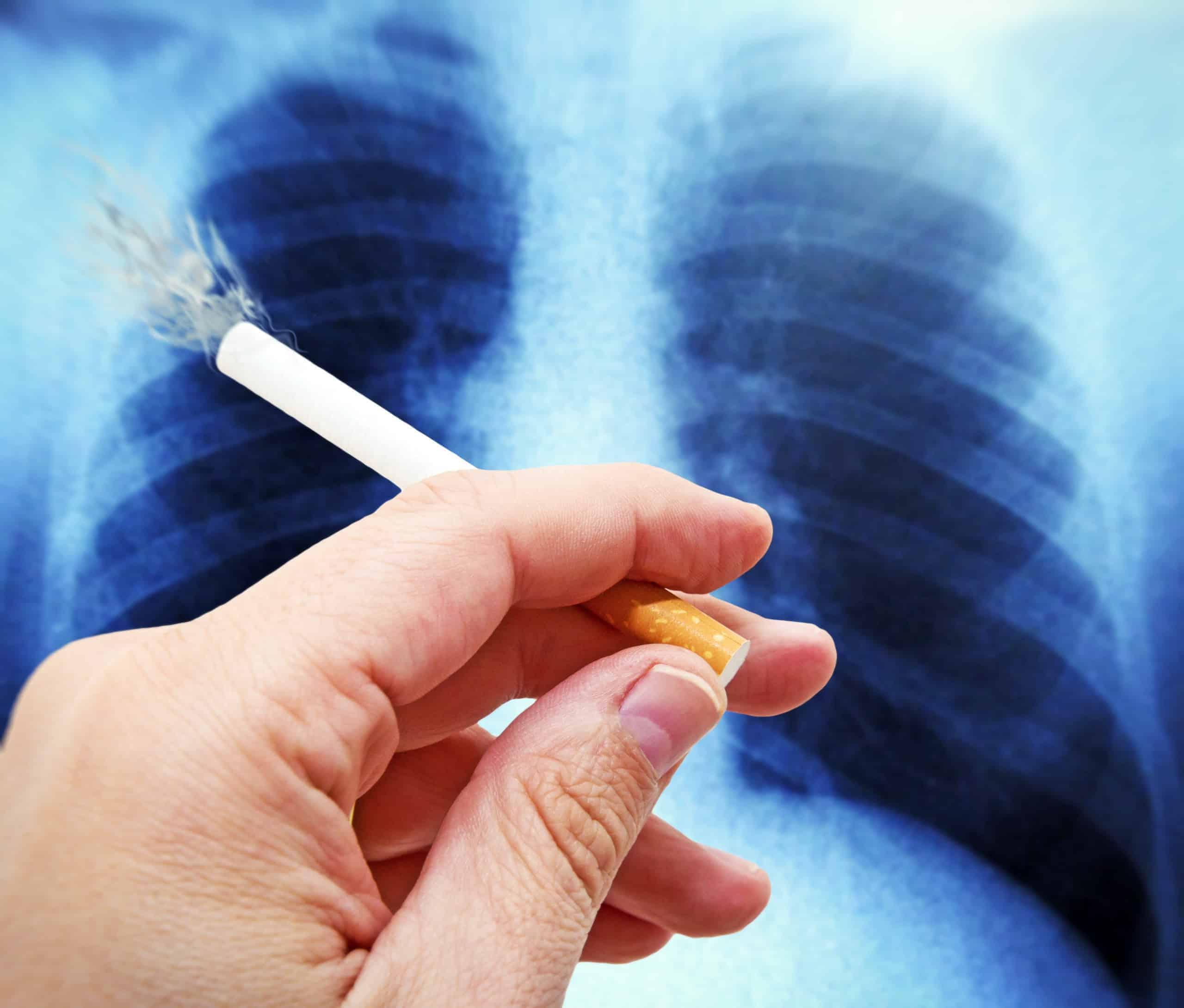 Raucher oder Nichtraucher ?