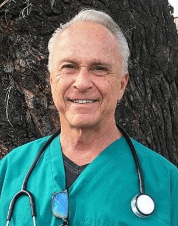 Portraitbild Dr. Steve Biermann